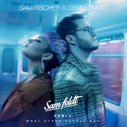 Sam Fischer & Demi Lovato - What Other People Say (Sam Feldt Remix)