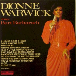 Dionne Warwick - A House Is Not a Home